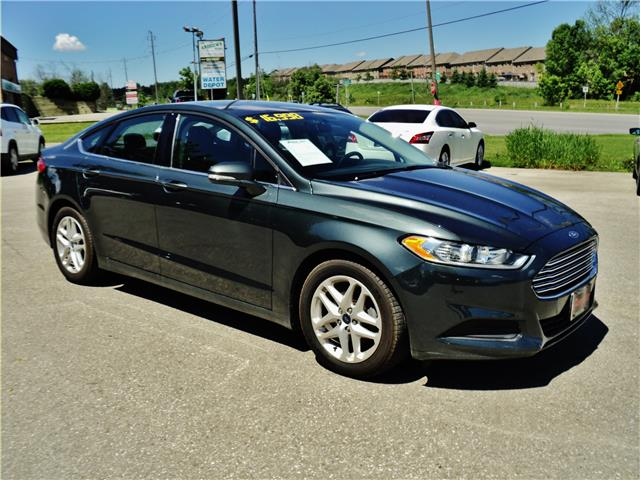 2016 Ford Fusion SE (Stk: 1508) in Orangeville - Image 8 of 17