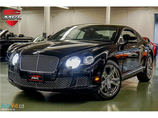 2012 Bentley Continental GT W12 (Stk: ) in Oakville - Image 2 of 34