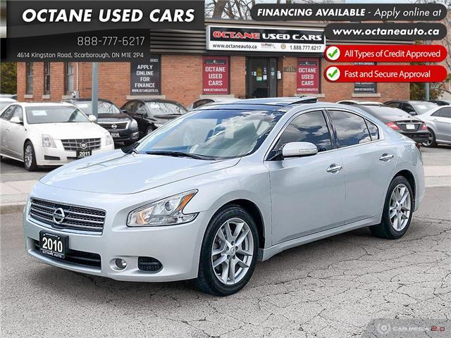 2010 Nissan Maxima SV (Stk: ) in Scarborough - Image 1 of 25