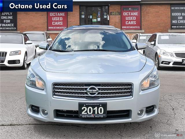 2010 Nissan Maxima SV (Stk: ) in Scarborough - Image 2 of 25