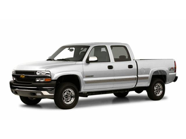 Used 2001 Chevrolet Silverado 2500HD LS  - Coquitlam - Eagle Ridge Chevrolet Buick GMC