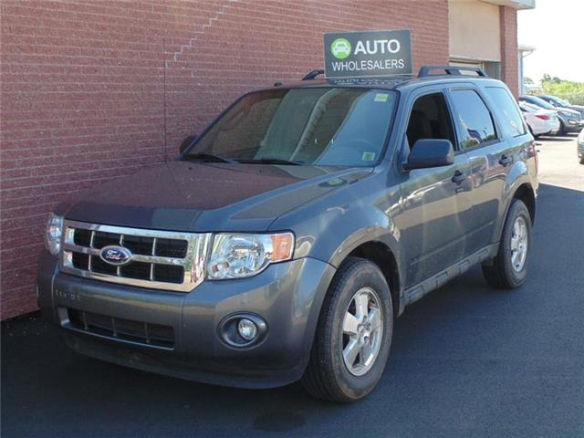 2012 Ford Escape XLT (Stk: SUB2013TA) in Charlottetown - Image 1 of 7
