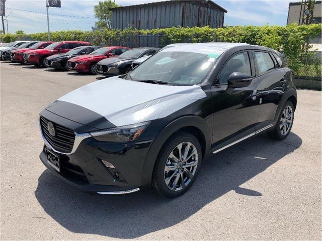 2019 Mazda CX-3 GT (Stk: SN1402) in Hamilton - Image 1 of 15