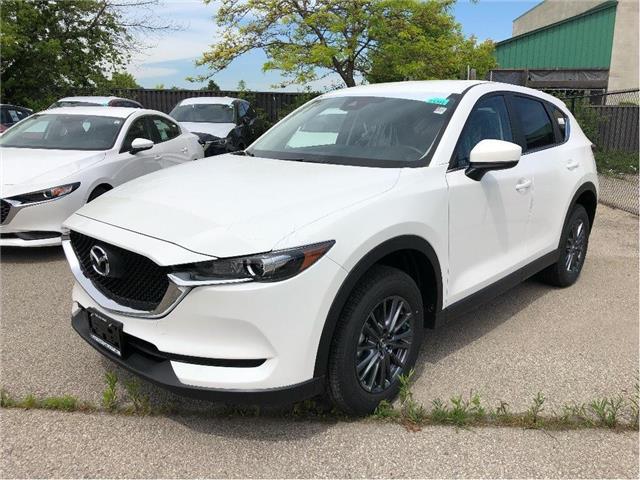 2019 Mazda CX-5 GX (Stk: SN1410) in Hamilton - Image 1 of 15