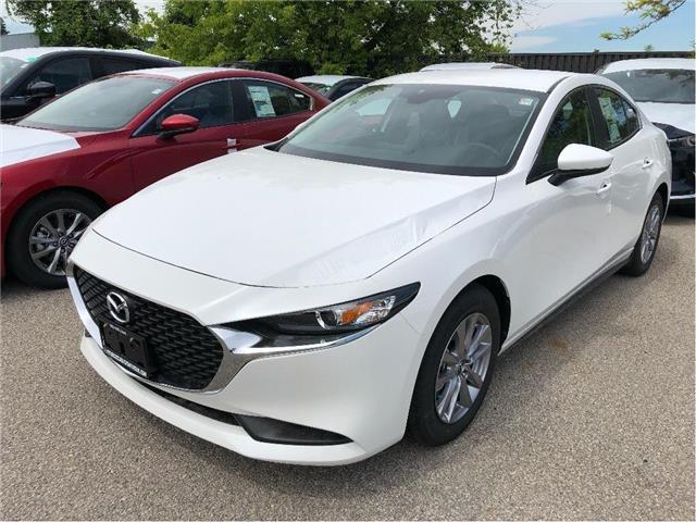 2019 Mazda Mazda3 GX (Stk: SN1425) in Hamilton - Image 1 of 5