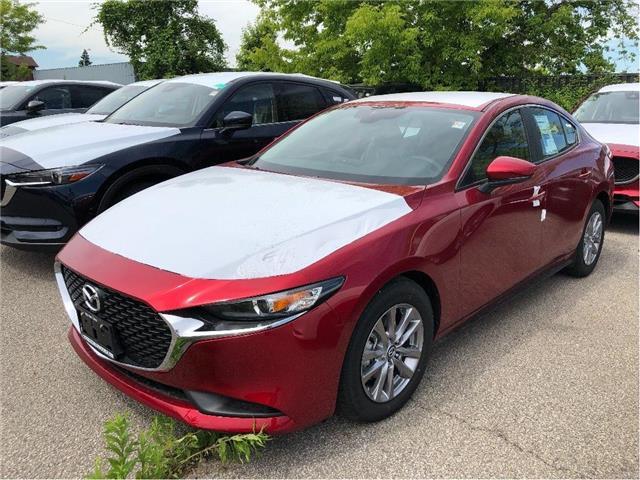 2019 Mazda Mazda3 GX (Stk: SN1428) in Hamilton - Image 1 of 5