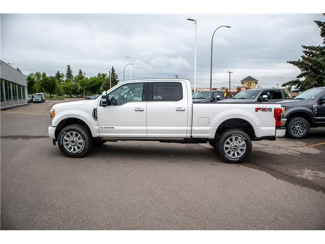 2019 Ford F-350 Limited (Stk: K-1961) in Okotoks - Image 2 of 6