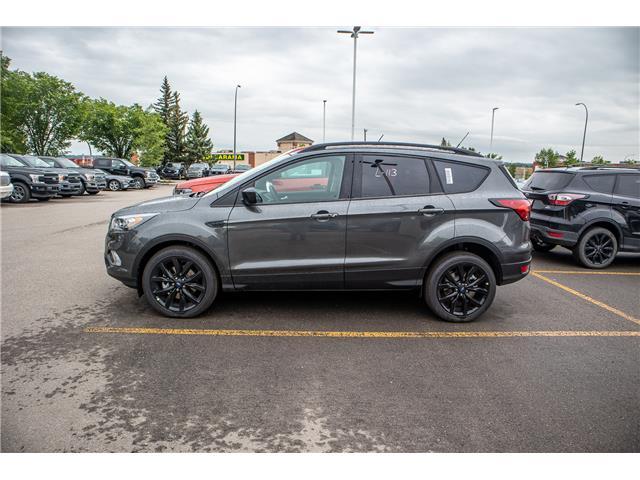 2019 Ford Escape SE (Stk: KK-196) in Okotoks - Image 2 of 5