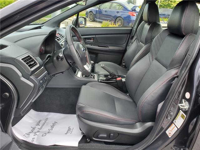 2016 Subaru WRX Sport-tech Package (Stk: 19S1095A) in Whitby - Image 10 of 26
