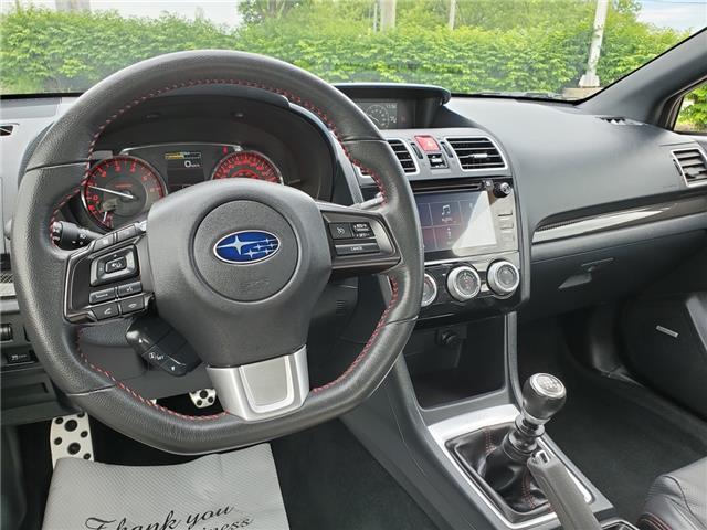 2016 Subaru WRX Sport-tech Package (Stk: 19S1095A) in Whitby - Image 12 of 26