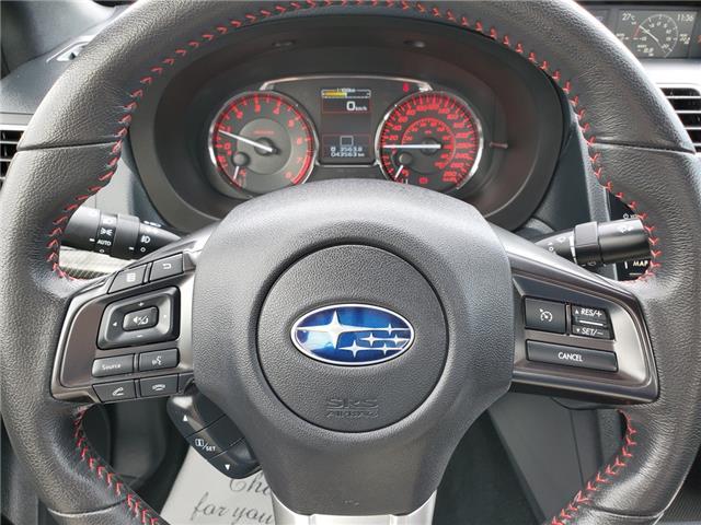 2016 Subaru WRX Sport-tech Package (Stk: 19S1095A) in Whitby - Image 13 of 26