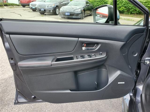 2016 Subaru WRX Sport-tech Package (Stk: 19S1095A) in Whitby - Image 22 of 26