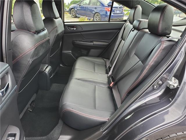 2016 Subaru WRX Sport-tech Package (Stk: 19S1095A) in Whitby - Image 23 of 26