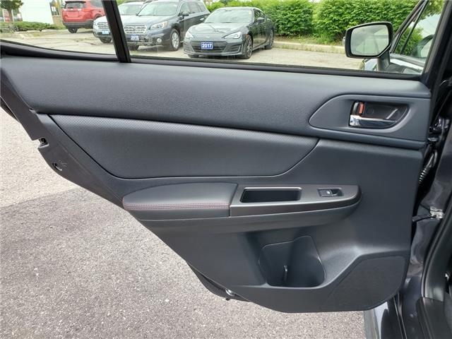 2016 Subaru WRX Sport-tech Package (Stk: 19S1095A) in Whitby - Image 24 of 26