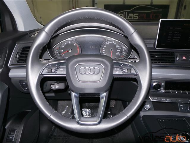2019 Audi Q5 45 Progressiv (Stk: NP4062) in Vaughan - Image 17 of 26