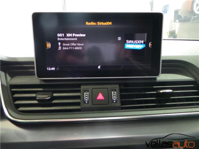 2019 Audi Q5 45 Progressiv (Stk: NP4062) in Vaughan - Image 21 of 26