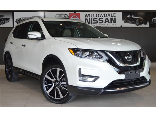 2018 Nissan Rogue SL (Stk: JC766169) in Thornhill - Image 2 of 31