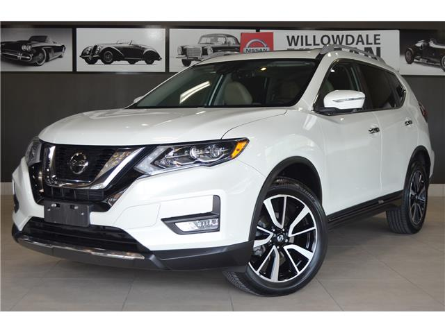 2018 Nissan Rogue SL (Stk: JC766169) in Thornhill - Image 1 of 31