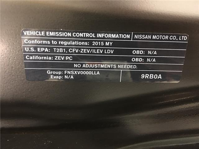 2015 Nissan LEAF SV (Stk: 35177W) in Belleville - Image 23 of 27