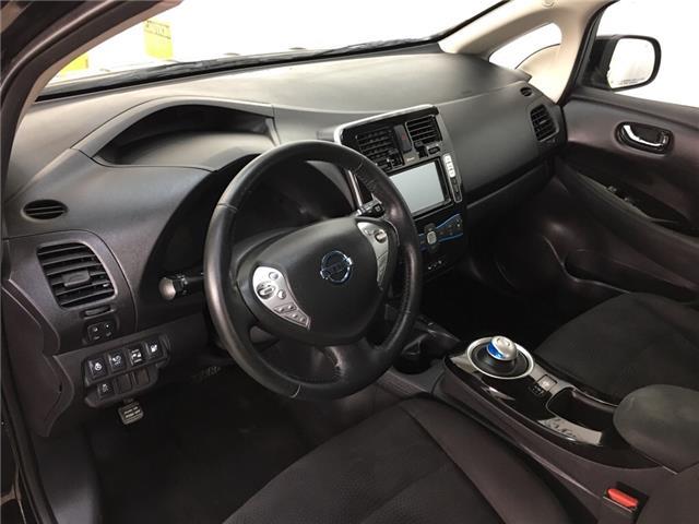 2015 Nissan LEAF SV (Stk: 35177W) in Belleville - Image 16 of 27