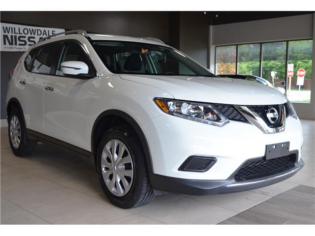 2016 Nissan Rogue S (Stk: GC806006) in Thornhill - Image 5 of 27