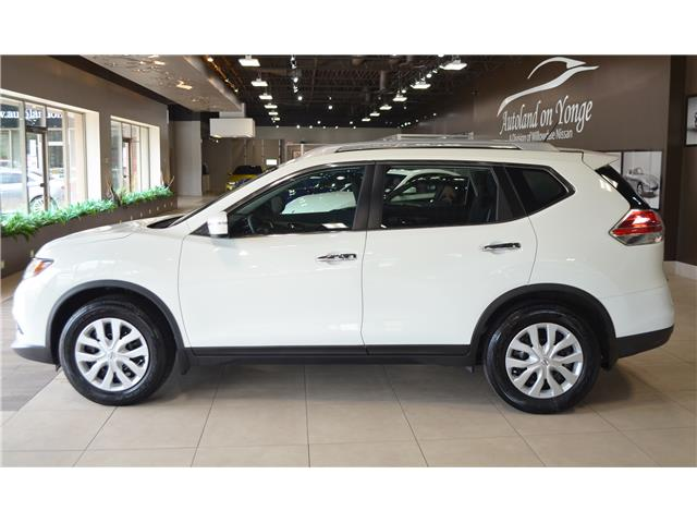 2016 Nissan Rogue S (Stk: GC806006) in Thornhill - Image 8 of 27