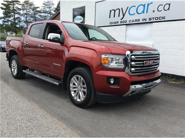 2016 GMC Canyon SLT (Stk: 190912) in Richmond - Image 1 of 19