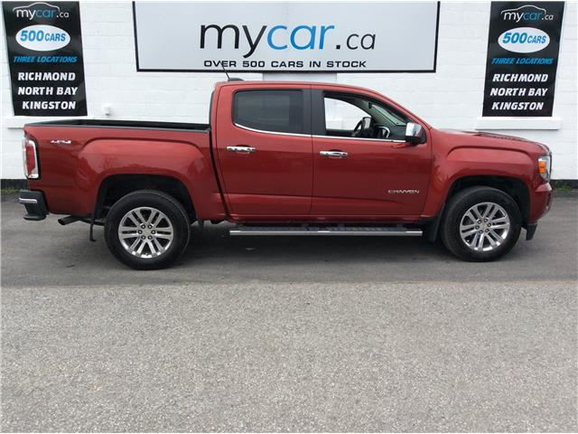 2016 GMC Canyon SLT (Stk: 190912) in Richmond - Image 2 of 19