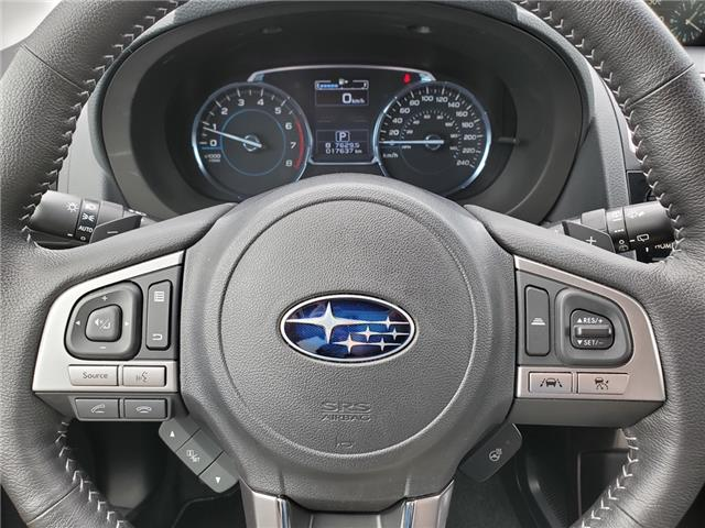2018 Subaru Forester 2.5i Limited (Stk: U3656) in Whitby - Image 13 of 29