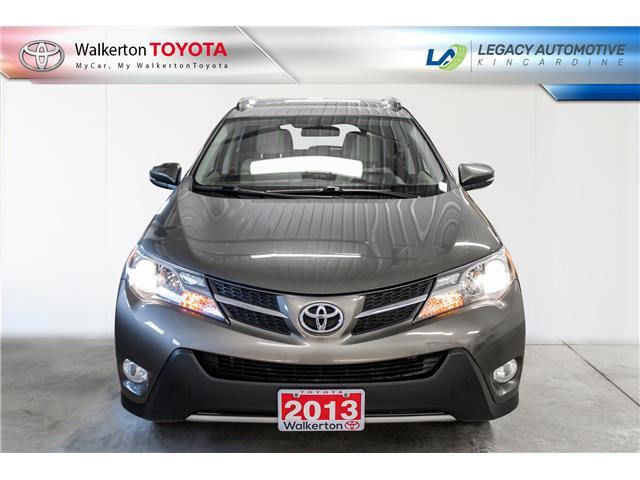 2013 Toyota RAV4 XLE (Stk: P9074) in Walkerton - Image 2 of 17