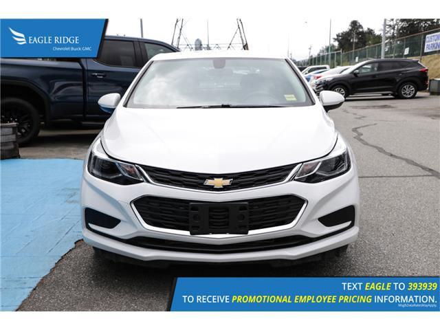 2018 Chevrolet Cruze LT Auto (Stk: 189513) in Coquitlam - Image 2 of 17