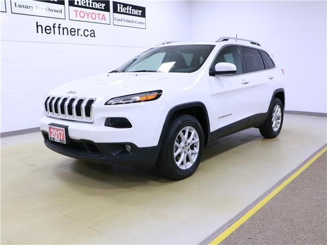 2017 Jeep Cherokee North (Stk: 195603) in Kitchener - Image 1 of 33