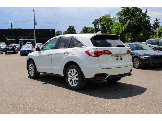 2017 Acura RDX Tech (Stk: P18527) in Ottawa - Image 2 of 9