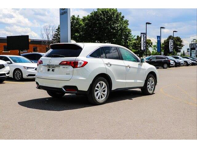 2017 Acura RDX Tech (Stk: P18527) in Ottawa - Image 3 of 9