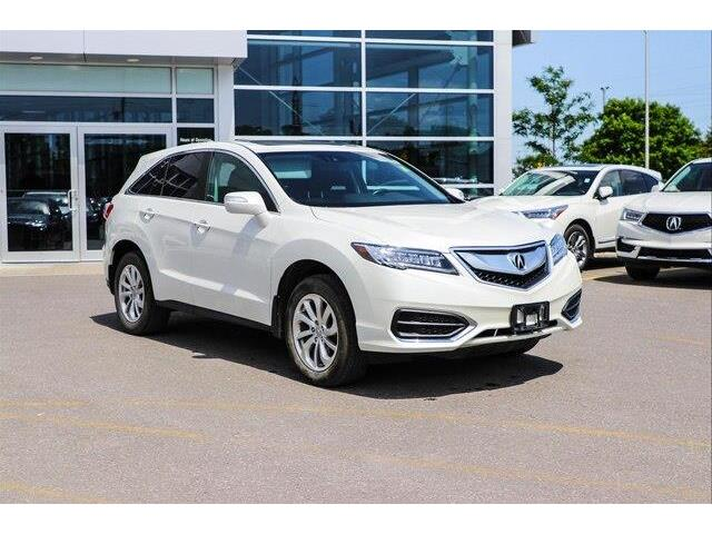 2017 Acura RDX Tech (Stk: P18527) in Ottawa - Image 4 of 9