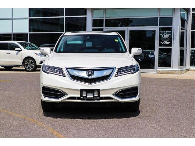 2017 Acura RDX Tech (Stk: P18527) in Ottawa - Image 5 of 9