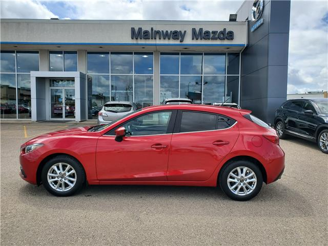 2016 Mazda Mazda3 Sport GS (Stk: M19225A) in Saskatoon - Image 1 of 25