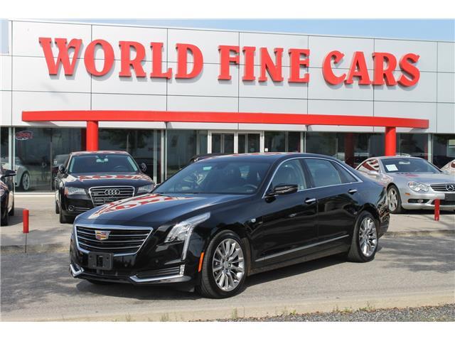2017 Cadillac CT6 3.0L Twin Turbo Luxury (Stk: 16869) in Toronto - Image 1 of 24