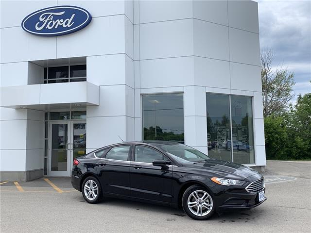 2018 Ford Fusion SE (Stk: 18465) in Smiths Falls - Image 1 of 1