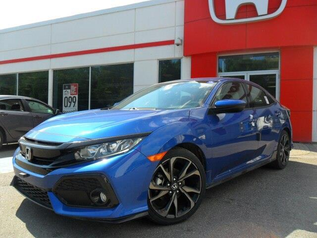 2019 Honda Civic Sport (Stk: 10423) in Brockville - Image 1 of 12