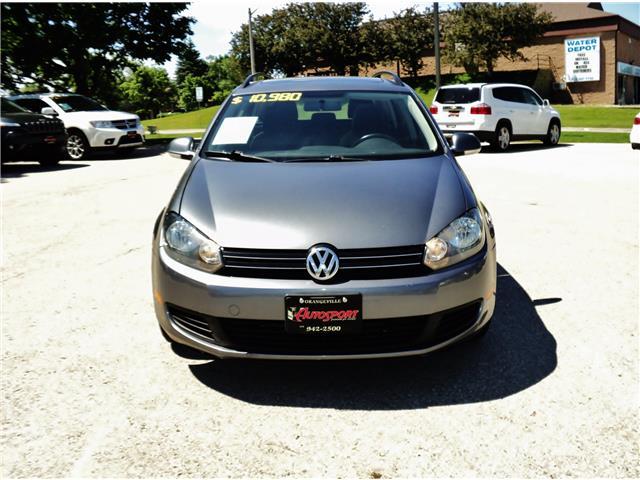2011 Volkswagen Golf 2.5L Comfortline (Stk: 1506) in Orangeville - Image 9 of 19