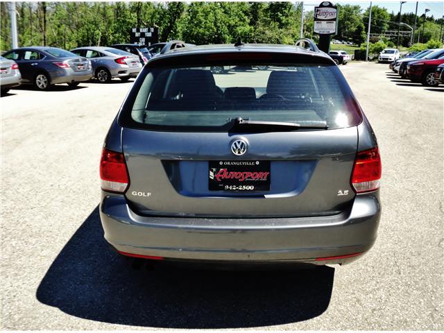 2011 Volkswagen Golf 2.5L Comfortline (Stk: 1506) in Orangeville - Image 5 of 19