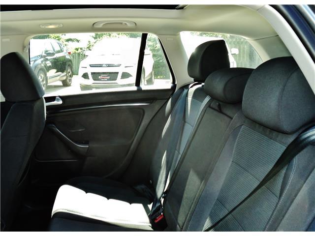 2011 Volkswagen Golf 2.5L Comfortline (Stk: 1506) in Orangeville - Image 11 of 19