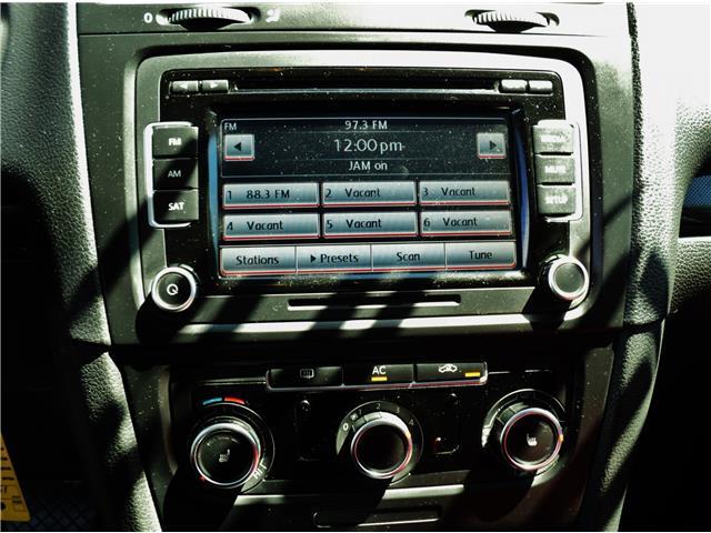 2011 Volkswagen Golf 2.5L Comfortline (Stk: 1506) in Orangeville - Image 17 of 19