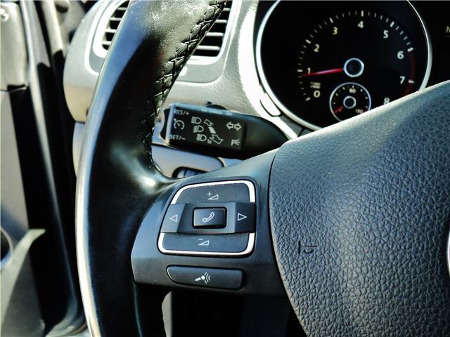 2011 Volkswagen Golf 2.5L Comfortline (Stk: 1506) in Orangeville - Image 14 of 19