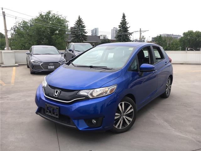 2015 Honda Fit EX-L Navi (Stk: V19710B) in Toronto - Image 1 of 25