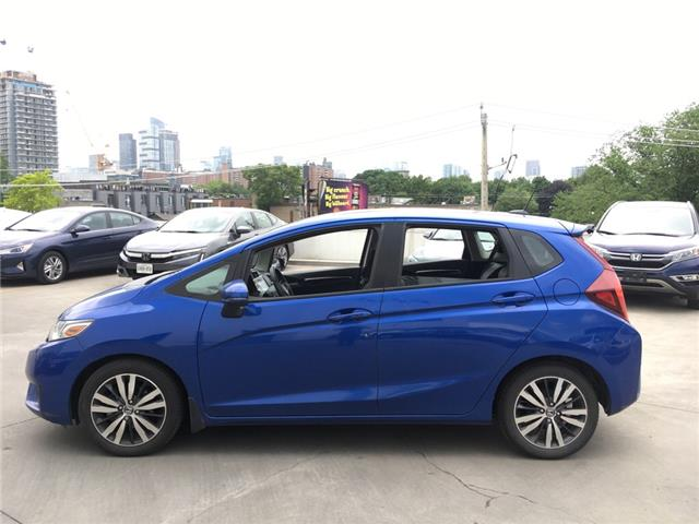 2015 Honda Fit EX-L Navi (Stk: V19710B) in Toronto - Image 2 of 25