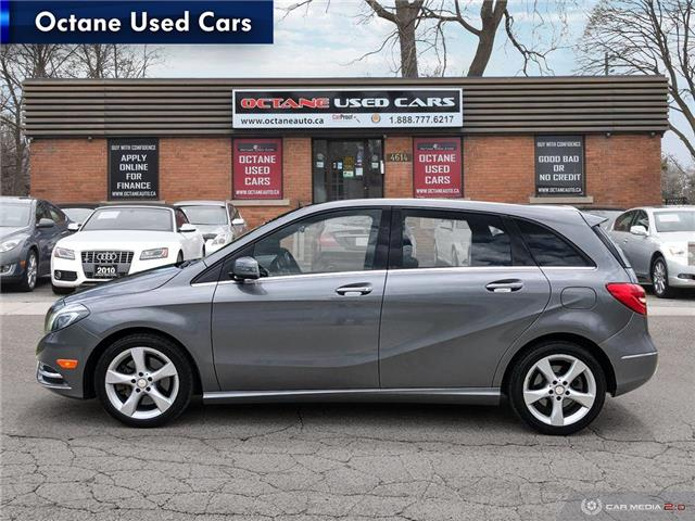 2014 Mercedes-Benz B-Class Sports Tourer (Stk: ) in Scarborough - Image 3 of 24