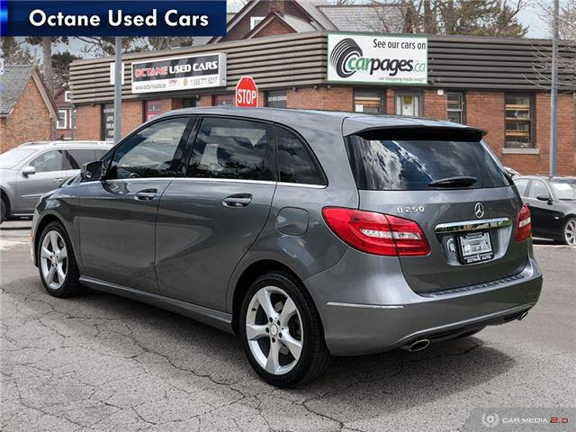 2014 Mercedes-Benz B-Class Sports Tourer (Stk: ) in Scarborough - Image 4 of 24