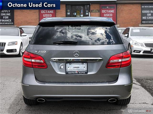 2014 Mercedes-Benz B-Class Sports Tourer (Stk: ) in Scarborough - Image 5 of 24